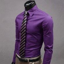 Blusas с длинными рукавами Брендовые мужские модные рубашки летнее платье Повседневная одежда хлопок camisa masculinas плюс размер одежда xxxl