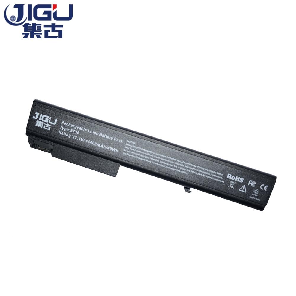JIGU Battery Laptop For HP EliteBook 8530p 8530w 8730w 8540P 8540W 501114-001 HSTNN-LB60 HSTNN-OB60 HSTNN-XB60 KU533AA 19 5v 11 8a 230w laptop charger ac adapter for hp elitebook 8540w 8560w 8730w 8740w 8750w 8760w 8770w hp 693714 001 hstnn da12
