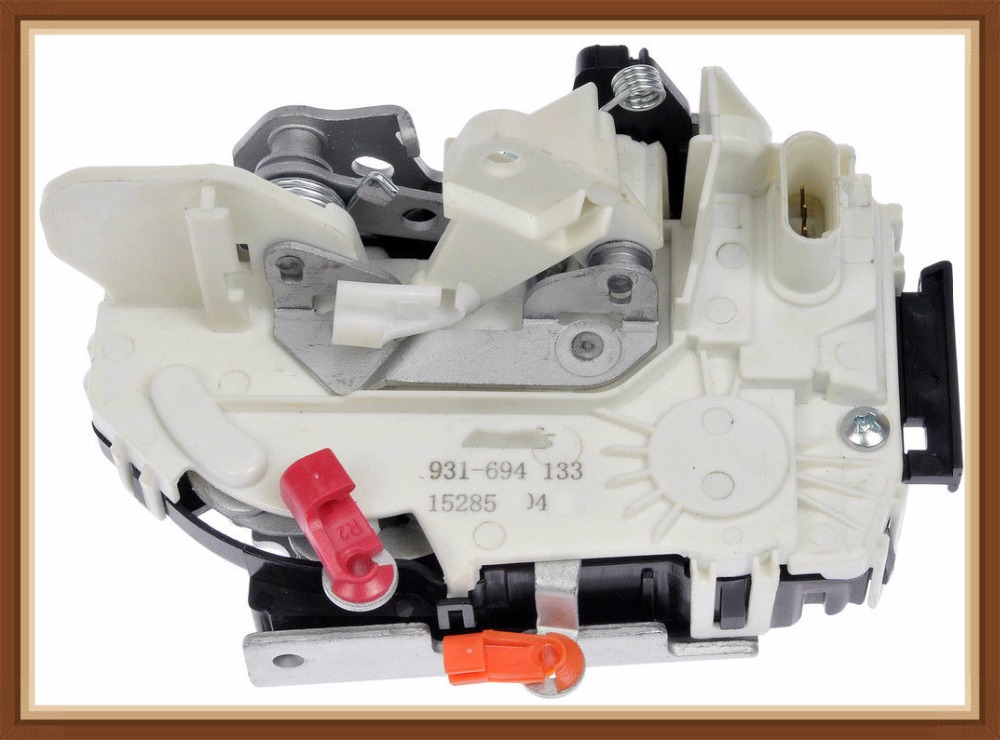 для джип Крайслер OEM 07-16 Вранглер передний левый дверные замки Привод двигателя 4589277AK для 931-694 Дорман