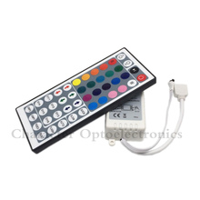 Led Controller 44 Keys LED IR RGB Controler LED Lights Controller IR Remote Dimmer DC12V 6A For RGB 3528 5050 LED Strip 44 key wireless infrared ir remote controller for rgb led light strip grey 1 x cr2025