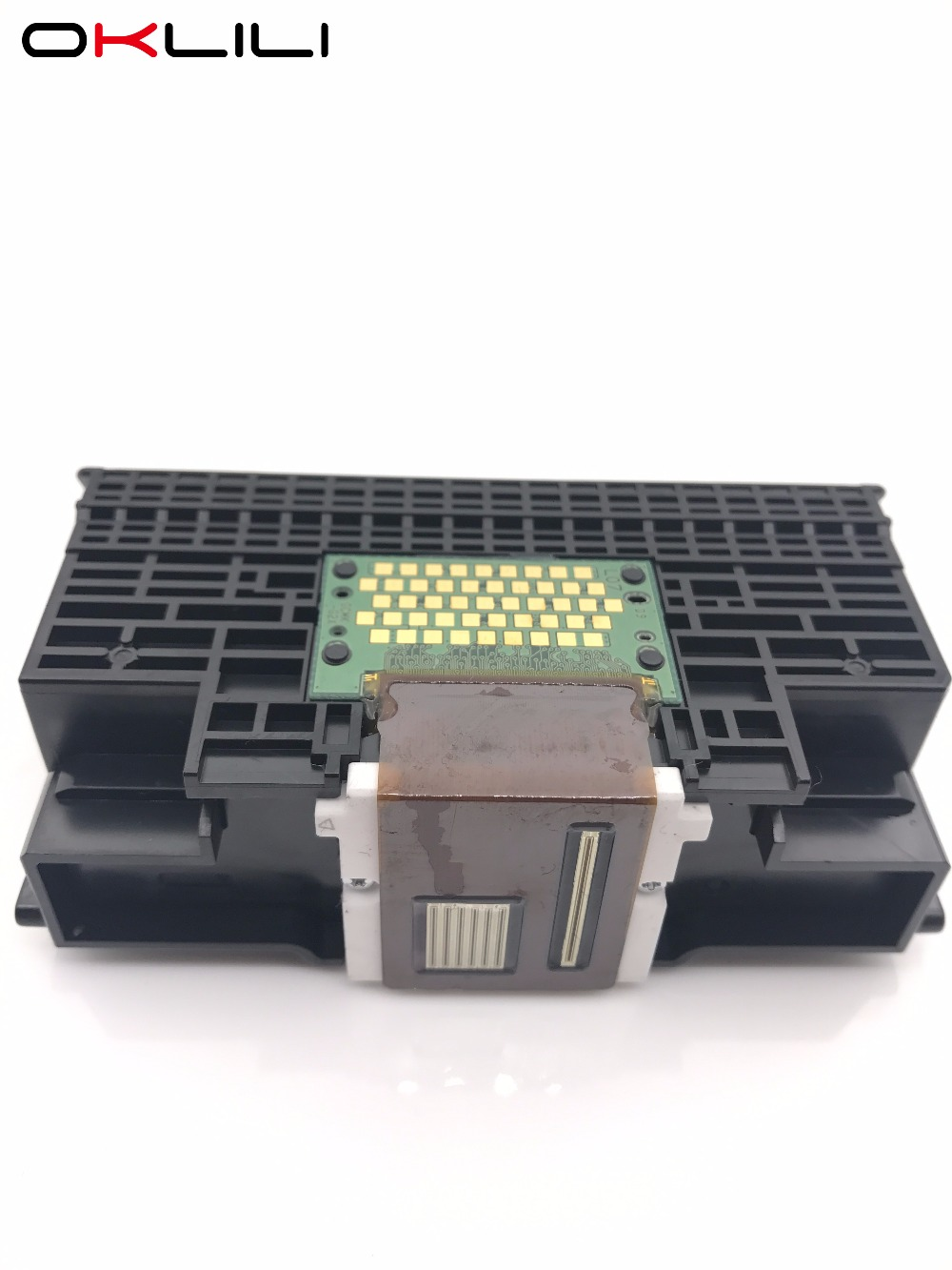 OKLILI ORIGINAL QY6-0062 QY6-0062-000 Printhead Print Head Printer Head for Canon iP7500 iP7600 MP950 MP960 MP970 qy6 0069 qy6 0069 qy60069 qy6 0069 000 printhead print head printer head remanufactured for canon mini260 mini320