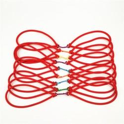 Hurtownia wędkarska sling gumka używana do połowu wędkarskiego proca guma lateksowa na zewnątrz huntingslingshot gumowa rurka w Łuki i strzały od Sport i rozrywka na