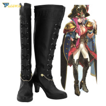 FGO Fate Grand Order Francis Drake Cosplay Shoes Custom Made Boots