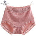Mulheres calcinha de renda underwear mulheres rosa preto xxl 3xl 4xl cuecas bordados k086