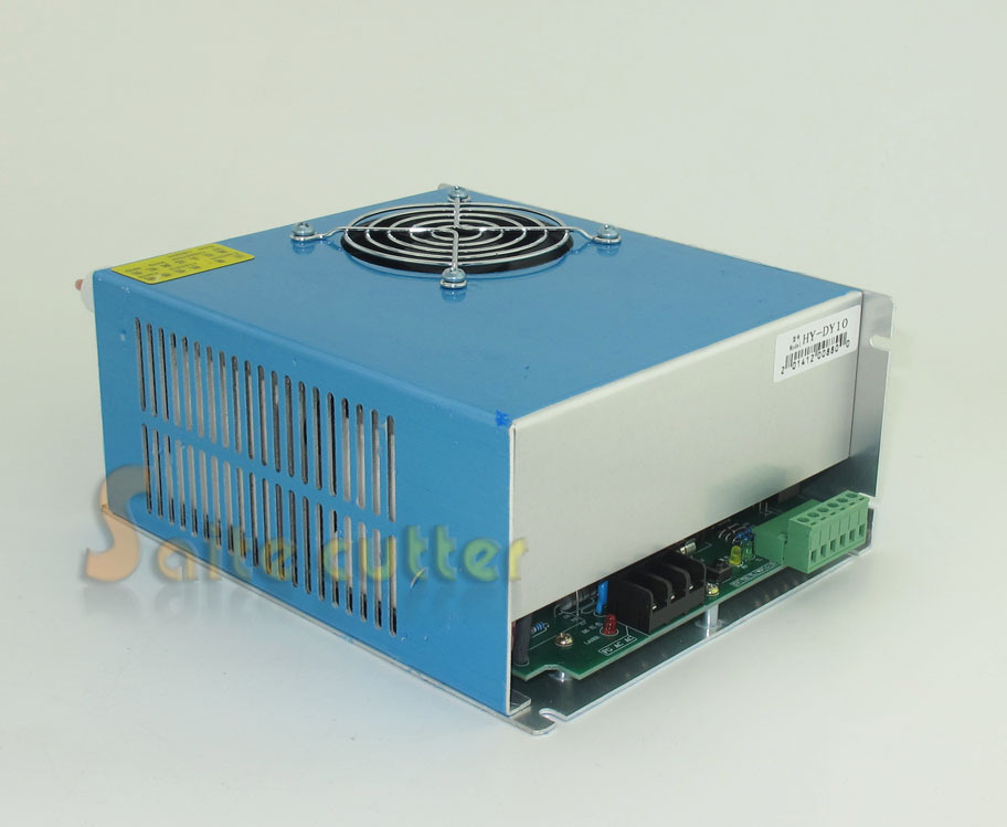 Reci Laser Power Supply DY 10 80W 90W Z2 CO2 Engraver Cutter Tube Power Source