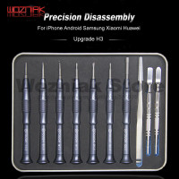 WOZNIAK Precision hardbound screw batch Dismantling most smartphones For iPhone Samsung Huawei Manual Tool Suite