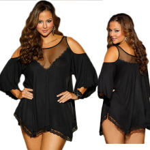 RS80190 Sexy Sleepwear font b Night b font font b Dress b font Three Color Sexy