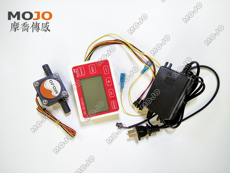 oil flow sensor High precision Quantitative control instrument hall flow sensor digital display table платья для девочек
