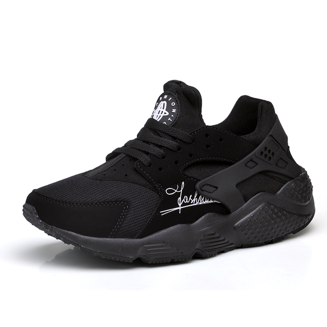 2017 Hombres Ocasionales Respirables Del Acoplamiento Del Aire Zapatos Tenis Masculino Esportivo Plana Femenina Mens Trainer Zapatillas Zapatillas Deportivas Hombre
