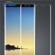 9H Tempered soft film For Samsung Galaxy S10 S9 S8 Plus S7 Screen Protector For Samsung Note 8 S10 S8 Edge protection Glass Film стоимость