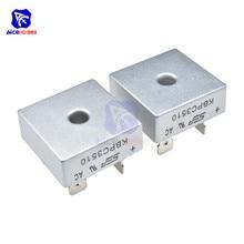 5 шт./лот мостовой выпрямитель диод KBPC3510 35A 1000 В однофазный мостовой выпрямитель оригинальная интегральная схема