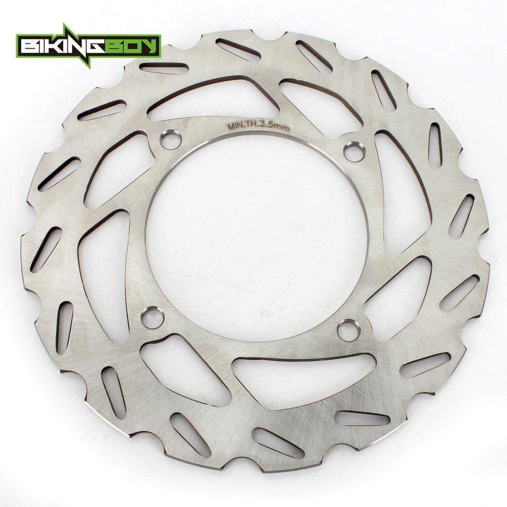 BIKINGBOY Front Rear Brake Disc Disk Rotor for ARCTIC CAT 250 300 366 400 Utility 425