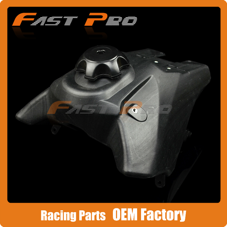 New Gas Fuel Tank For TTR110 and 125CC Pit Bike Motocross Enduro Supermoto Dirt Bike Racing Motorcycle new gas fuel tank for honda crf50 xr50 70 90 110cc 12 14 dirt pit bike motocross enduro motorcycle off road racing supermoto