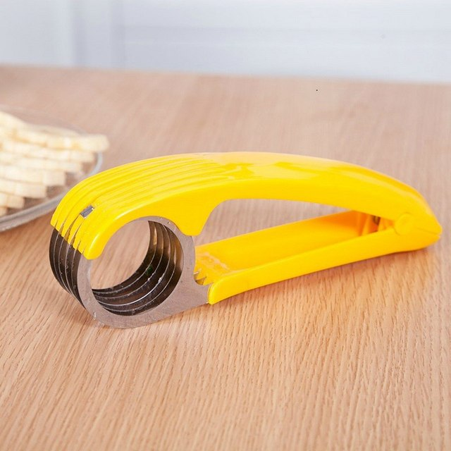 Home Kitchen Tool Vegetable Peeler Salad Slice Banana Slicer Chopper Fruit Cutter Cucumber Knife kitchen accessories