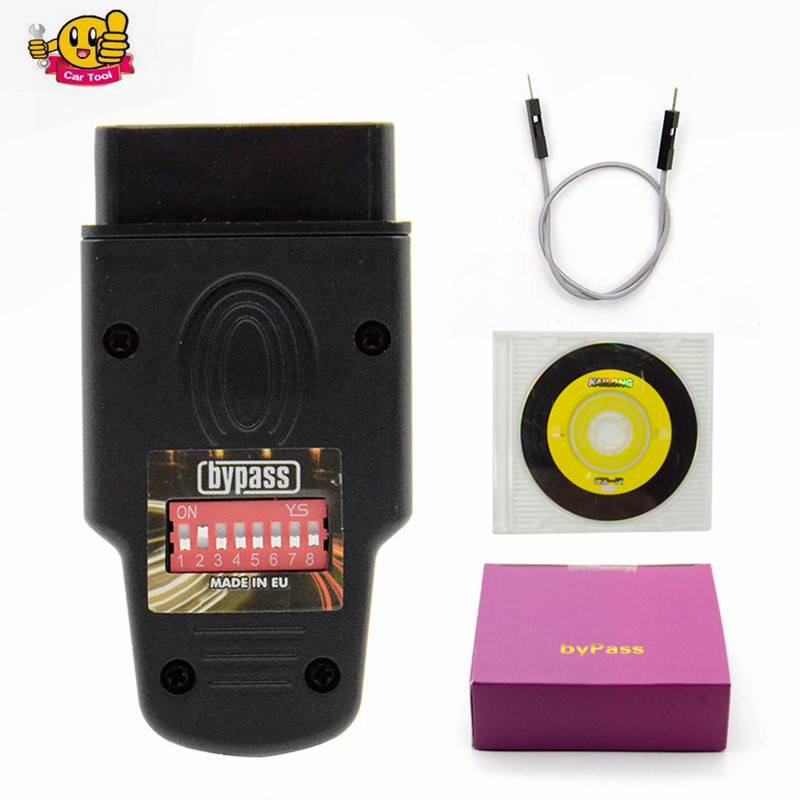 2017 Top ECU Chip Tunning BYPASS for A udi Skoda Seat VW BYPASS Immobilizer the Best