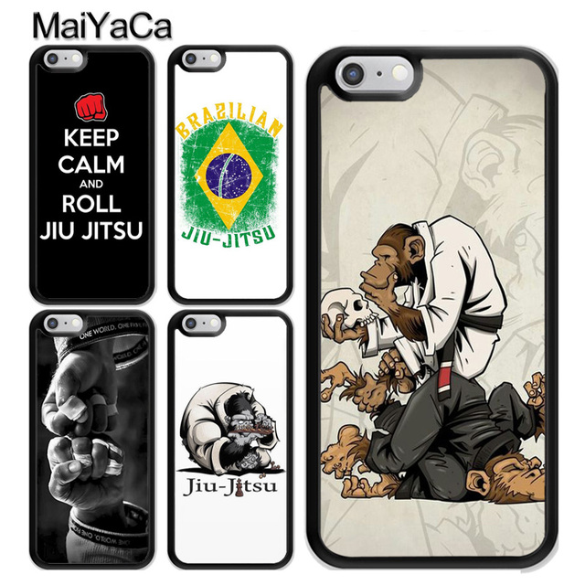 Maiyaca Bjj Brazilian Jiu Jitsu Art Sport Tpu Case For Iphone X For
