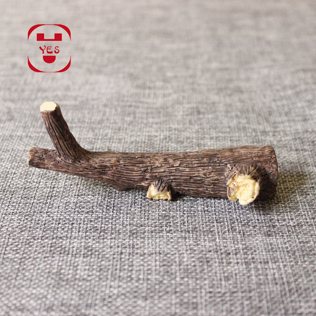 YES My Neighbor Totoro Xiaomei Dead Wood Dry Branches Miniatures Fairy Garden Decoration Resin Crafts DIY Moss Micro Landscape 6