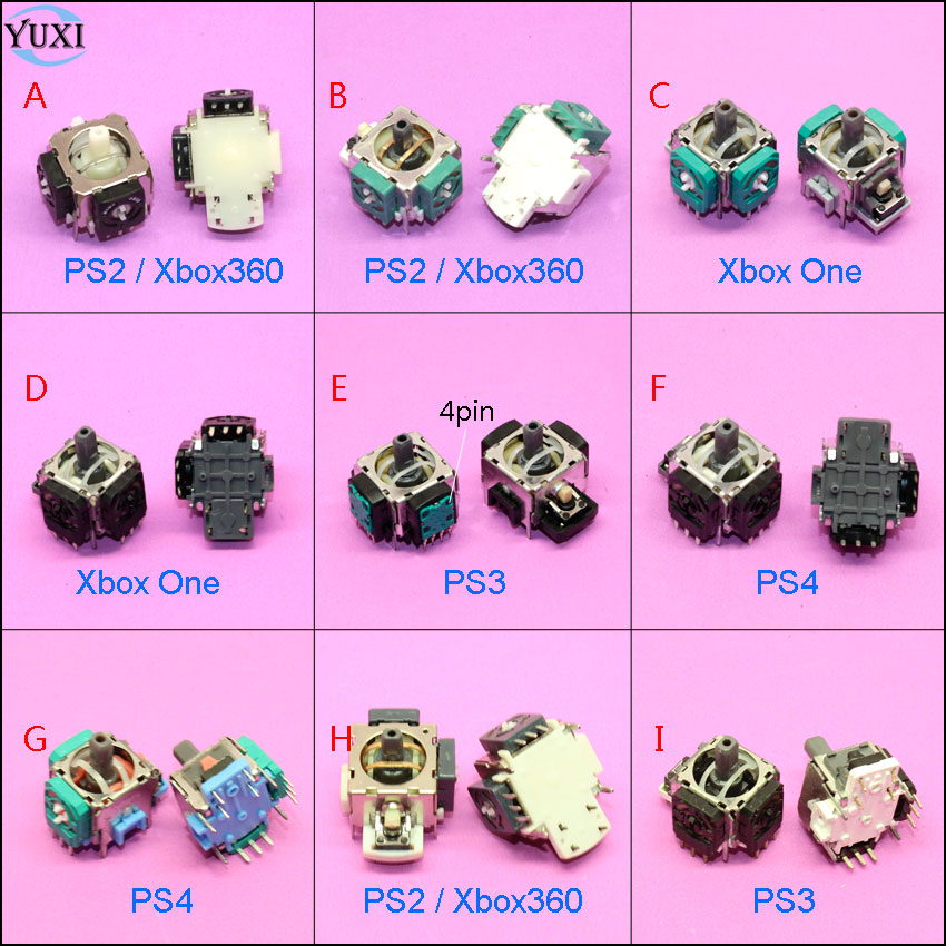 yuxi-1pcs-3d-analog-thumbsticks-joystick-stick-module-rocker-for-xbox-one-xbox360-controller-font-b-playstation-b-font-2-3-4-ps2-ps3-ps4
