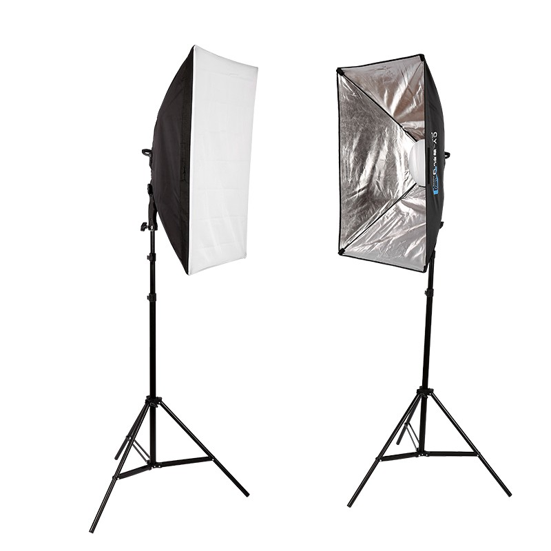 Hot Sale LED Photography Photo Studio Lighting Kit Video Equipment Softbox Light Tent Set With Carrying Bag In Photographic From Consumer
