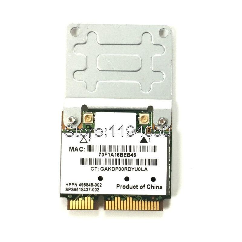 Atheros AR9280 AR5BHB92 Dual-banda de 2,4 GHz y 5 GHz 802.11a/b/g/n 300Mbp wifi inalámbrico mini PCI-E tarjeta wifi módulos