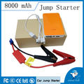 Factory Supply 12v Best Quality Car 8000mAh Jump Starter Power Bank for Vehicle