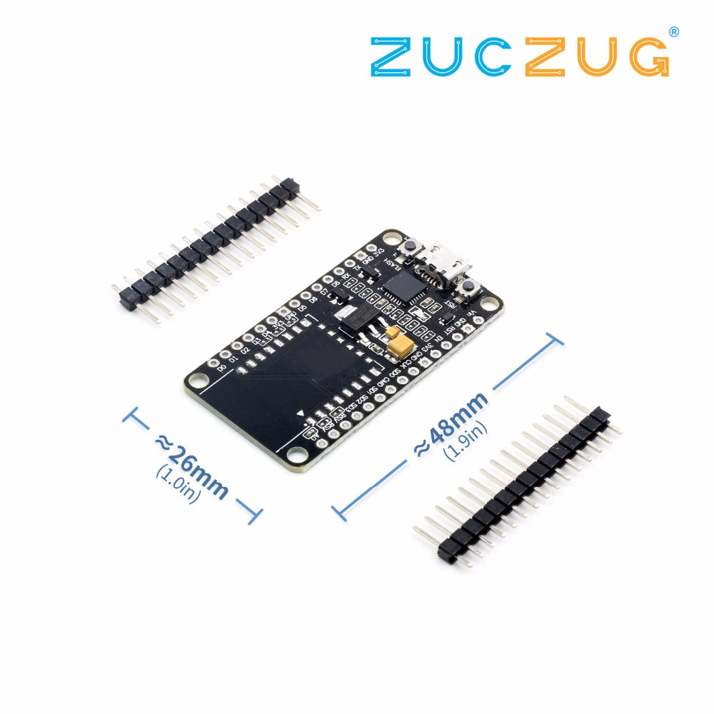 ESP8266 ESP-12F ESP-12 WIFI CP2102 NodeMCU Compatible Development Board Internet Of Things Adapter Plate Baseplate