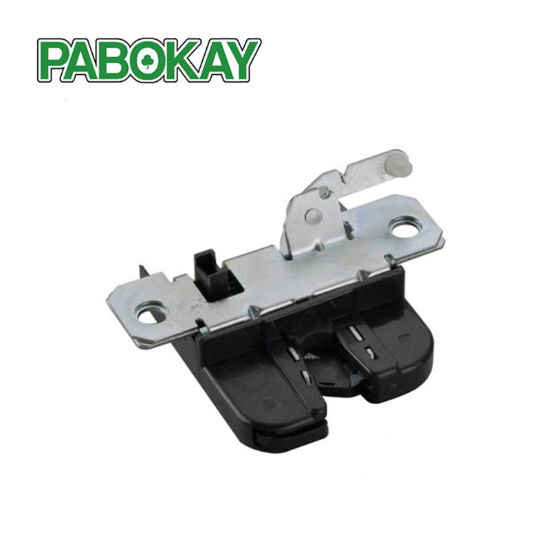 For VW GOLF MK4 IV BOOT TAILGATE TRUNK LOCK CATCH LATCH MECHANISM ACTUATOR SOLENOID 6Q6827505E  6L6827505A 7L6827505