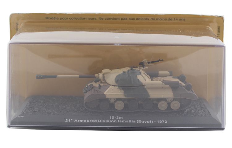 IXO 1/72 Soviet IS-3m 21st armoured heavy tank model Alloy model Collection model Holiday gift ixo 1 43 model of heavy duty wheeled armored vehicle in czechoslovakia sd kfz 234 2 alloy model collection model holiday gift