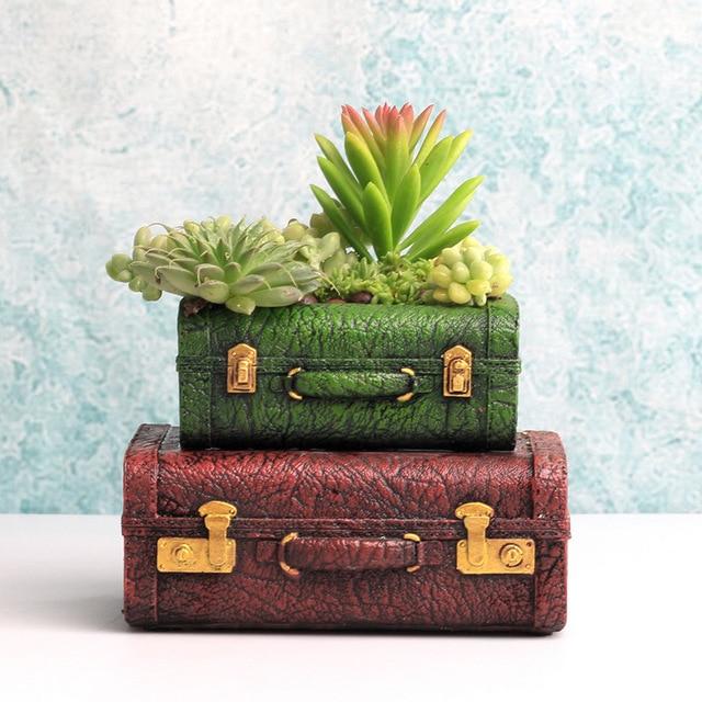 flower pots Vintage