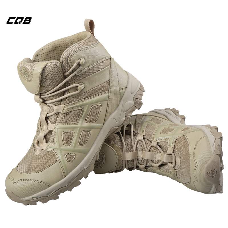 CQB Outdoor Boots Vandringsskor Tactical Ankle Boots Camping Jaktskor - Gymnastikskor