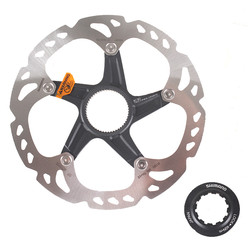 SHIMANO RT81 160mm 180mm ICE-TECHNOLOGIES Center Lock Disc Rotor shimano rt81 160mm 6 inch ice technologies center lock disc rotors