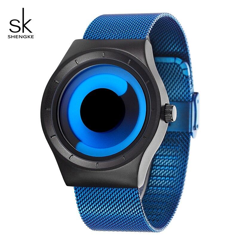 9b6655874006 Reloj de Mujer BUREI de moda de marca de lujo impermeable Oro Negro Reloj  de pulsera