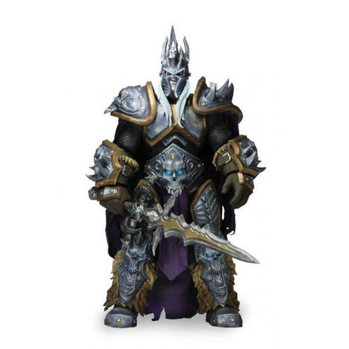 Heroes of the Storm Arthas the Lich King World of  Action Figure NEW! wrath of the lich king collectors edition eu киев