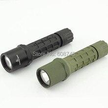 300 Lumen CREE R2 G2 Tactical 16340 RCR123A LED Flashlight for Surefire Torch AG2X-D-BK