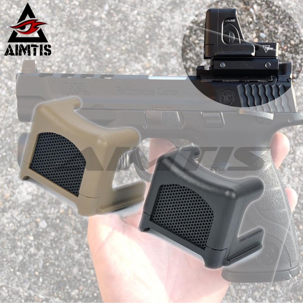 AIMTIS Trijicon RMR Killflash Anti-Reflection Device For Mini Reflex Red Dot Sight Scope Protector Cover Kill Flash Hunting