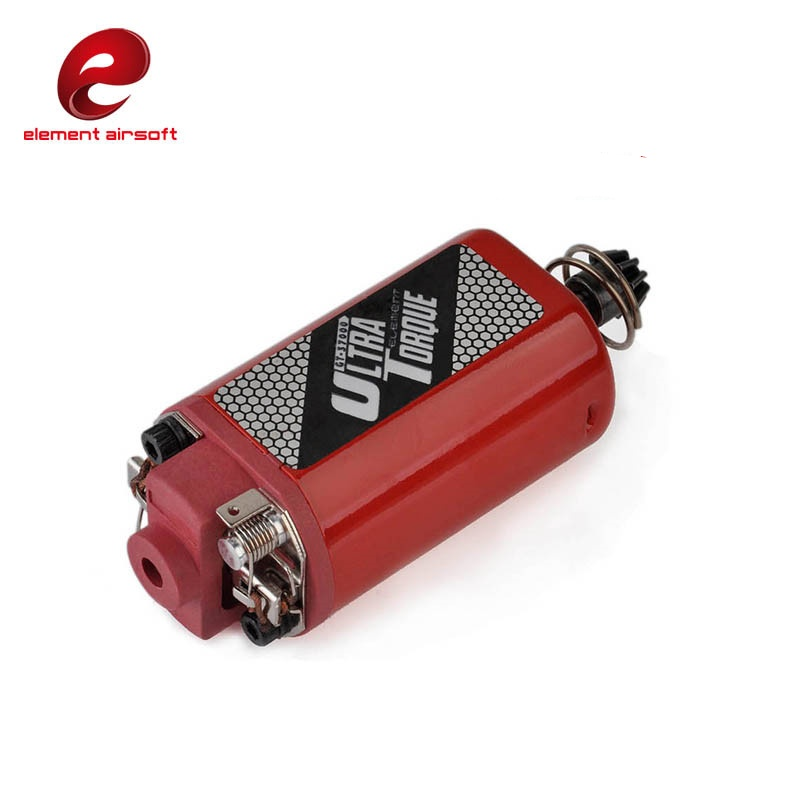 Element Airsoft tactique Ultra haute couple moteur court Type AEG pistolet accessoires IN0915