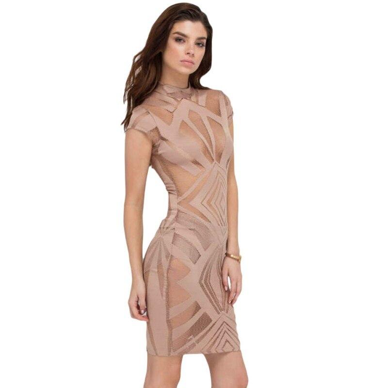 Дискотека в клубных коротких обтягивающих платьях