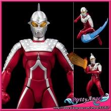 Японское аниме, оригинальная экшн фигурка бандаи тамашии натиска ультра Act UltraMan Seven 2,0