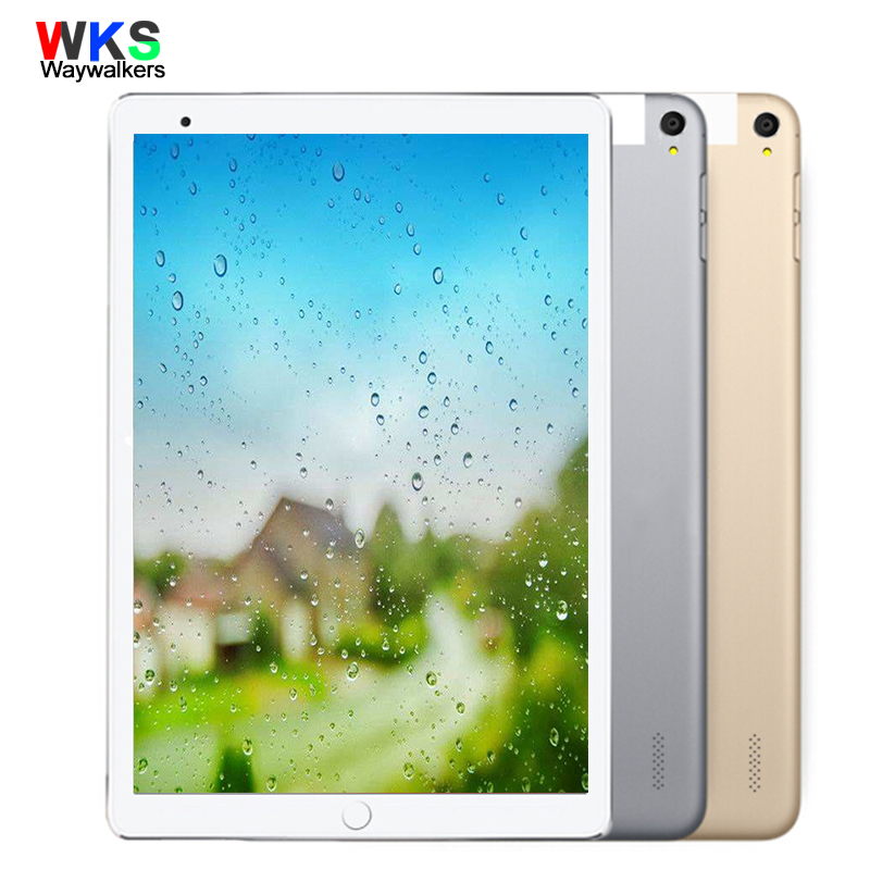 Android 7.0 Tablet PC 10.1 inch Unlock 4G 3G Phone Call Dual SIM Card Android Octa Core CE WiFi FM 32GB 64GB 1280*800 Tablets bmxc 10 1 inch 3g 4g lte octa core tablets android 7 0 dual sim phone call wifi bluetooth gps fm 2gb 32gb 1280 800 hd tablet pc