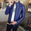 YG6160-2  Cheap wholesale 2016 new Warm cotton-padded jacket winter coats male han edition cultivate one's morality men's coat