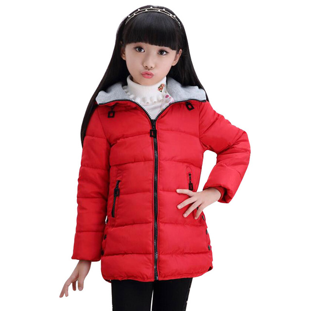 38fb9f662 Brand Quality Children Duck Down Parka 2019 Long Warm Kids Girls Coat  Winter Jackets For Teenage Girls Cute Baby Girls Clothes