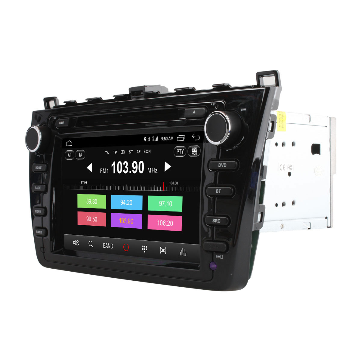 Ownice C500 8 Android 6 0 Quad Core For Mazda 6 Car DVD Player with GPS ownice c500 8\