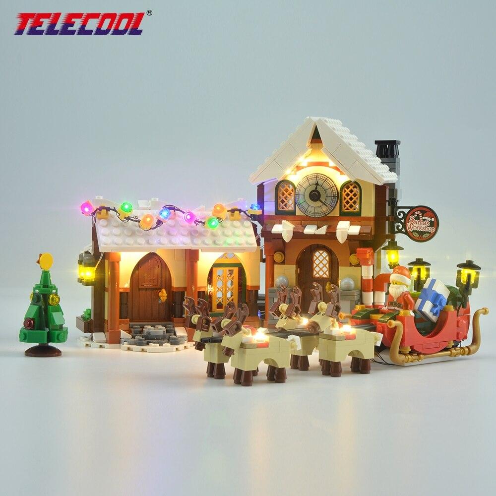 LED Licht Kit (Nur licht set) für Santa der Werkstatt Der Vater ...