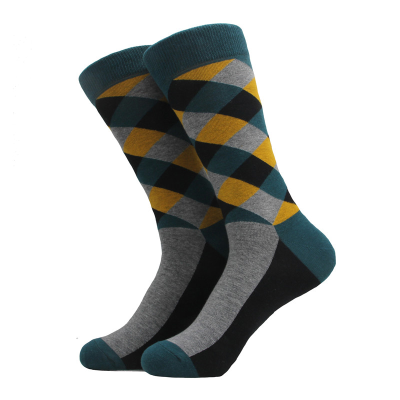 Underwear & Sleepwears Casual Business Socks For Man Bamboo Socks Brand Sneaker Quick Drying Long Mens Sock High Quality 3pairs/lot