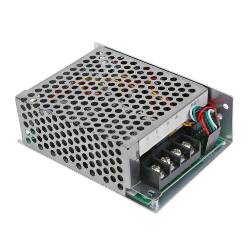 DC10-55V 12V 24V 36V 40A PWM Motor Speed Controller CW CCW Reversible Switch Set