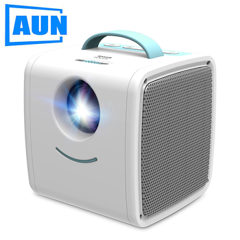 700 Lumens Parent-Child Portable Projector With Speaker