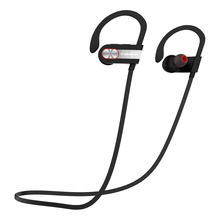 Bluetooth 4.1 Wireless Headset Music Earphone Ear Hook Waterproof Sport Headphone for iPhone 4 4s 5 6s xiaomi Samsung