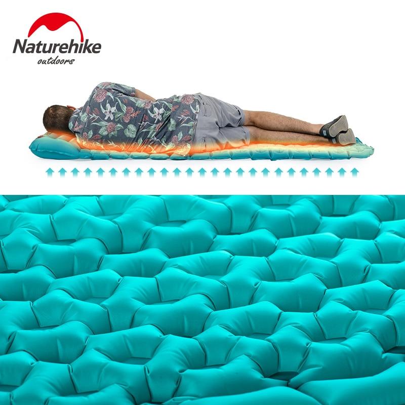 Naturehike Vanjski jastuk na napuhavanje Spavaća vreća za spavanje - Kampiranje i planinarenje - Foto 3