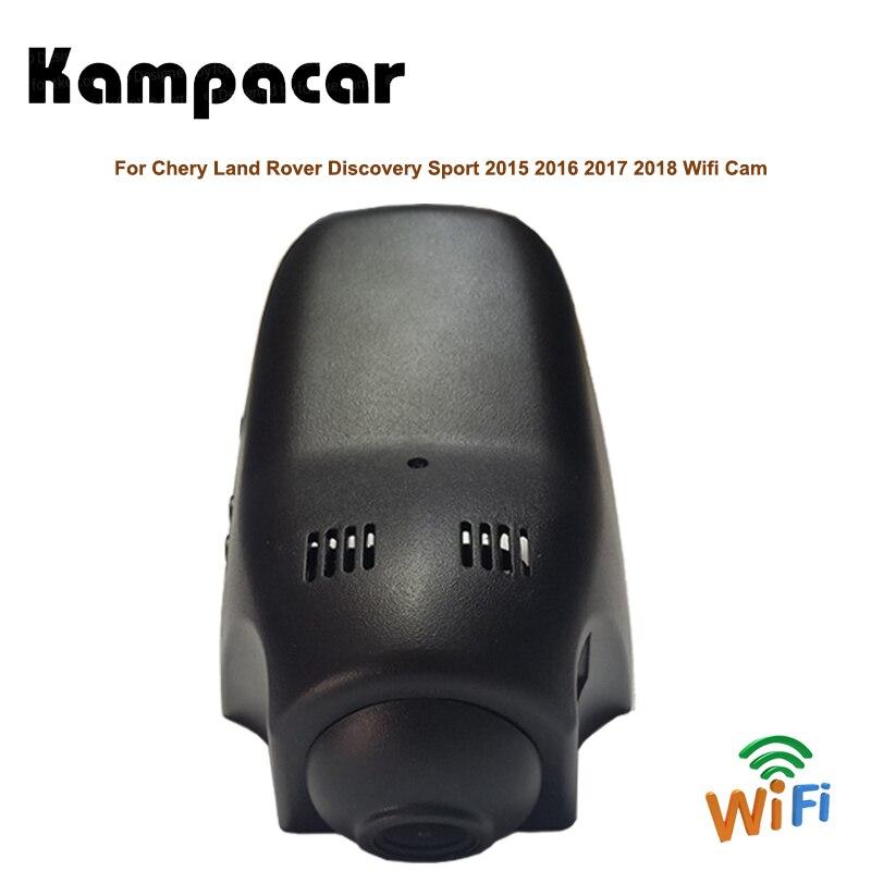 Kampacar HD Wifi Car Dvr Camera Video Recorder Car Dash Camera Cam For Land Rover Discovery