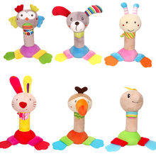 HIINST Toys For Girls Babies Cute Cartoon Animal Toys For Infant Girls Boys Baies Lovely Toy For Children Holiday Gifts(China)